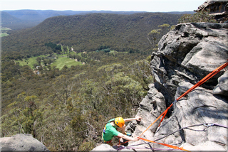 Mt York Rock Climbing