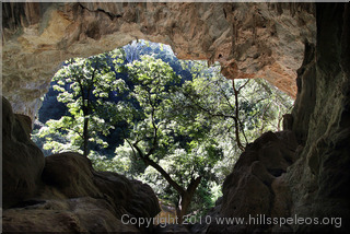 Colong Caves