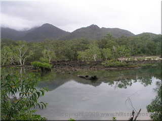 The Thumb - Hinchinbrook Island