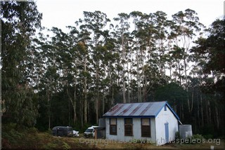 old Kookaburra School House